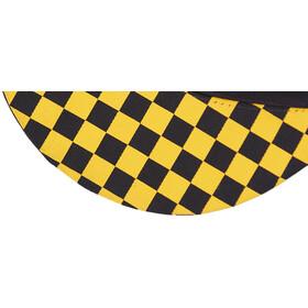Sportful Checkmate Cycling Cap, czarny/żółty